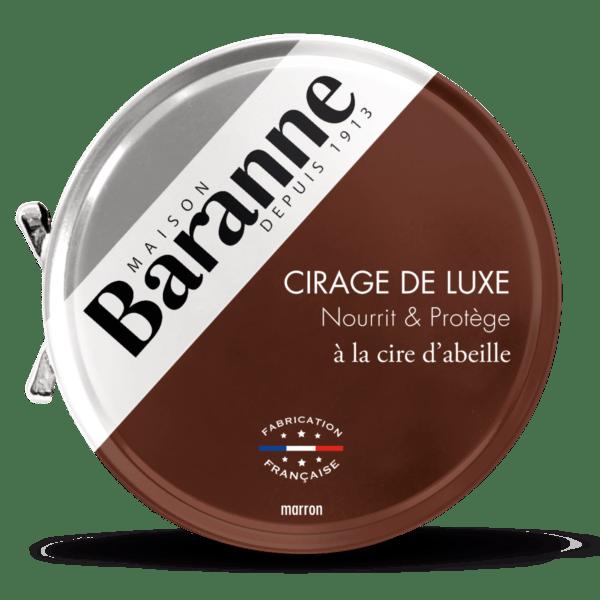 Cirage de luxe Marron Baranne