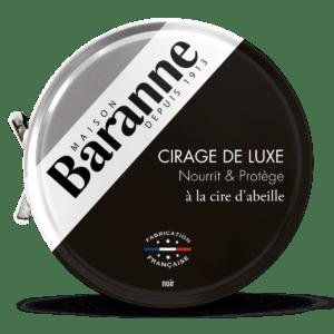 Cirage de luxe Noir Baranne