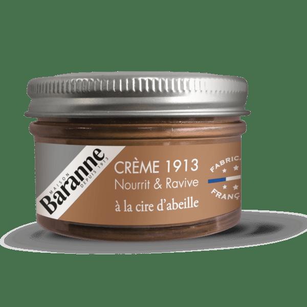 Crème 1913 nourissante marron claire Baranne