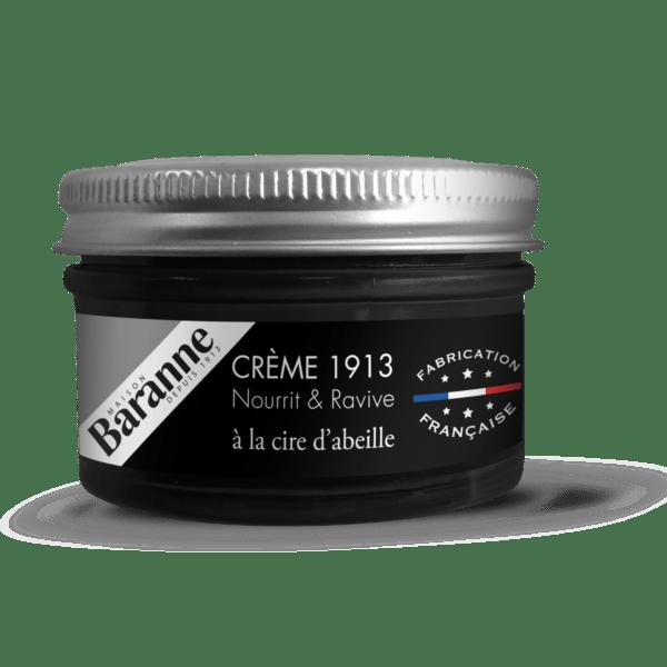 Crème 1913 nourissante noire Baranne